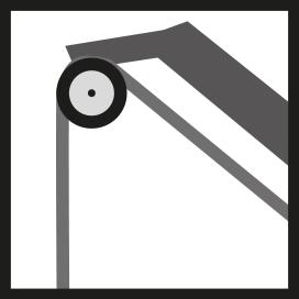 Verricello idraulico su antenna